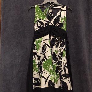Speechless tie around neck midi dress Size 9